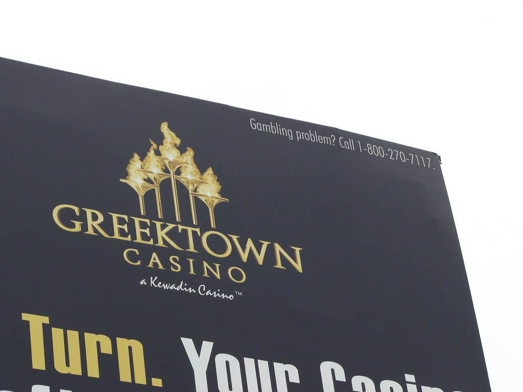 Greektown casino detroit employment