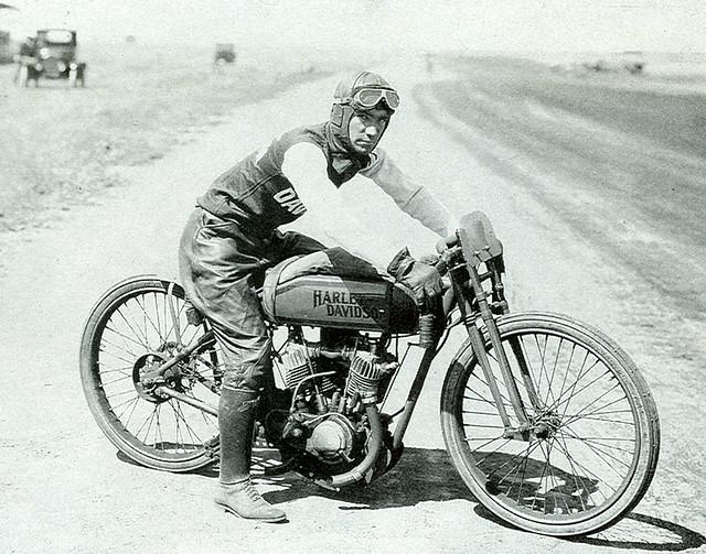 Jim Davis Harley Davidson Jim Davis 1920 Dodge City Thi Flickr