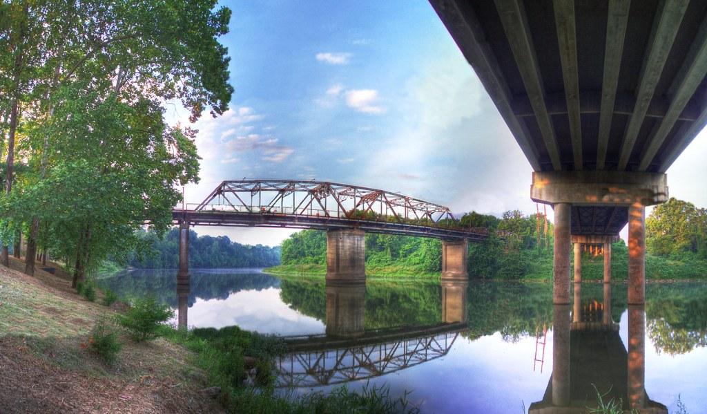 Columbus Ms Riverwalk Hdr Pano Matt Garner Flickr