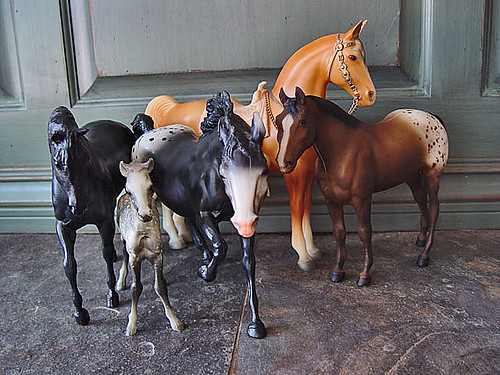 Toy Of Horses : Vintage toy horses iv flickr photo sharing