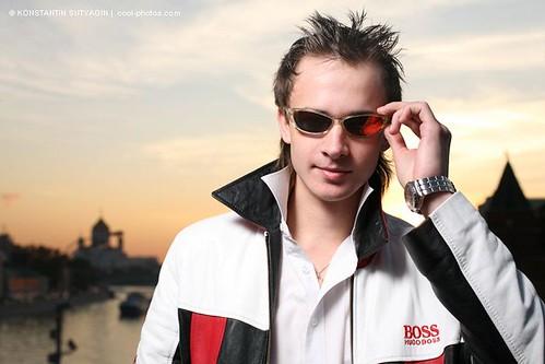 Cool Guy Sunglasses
