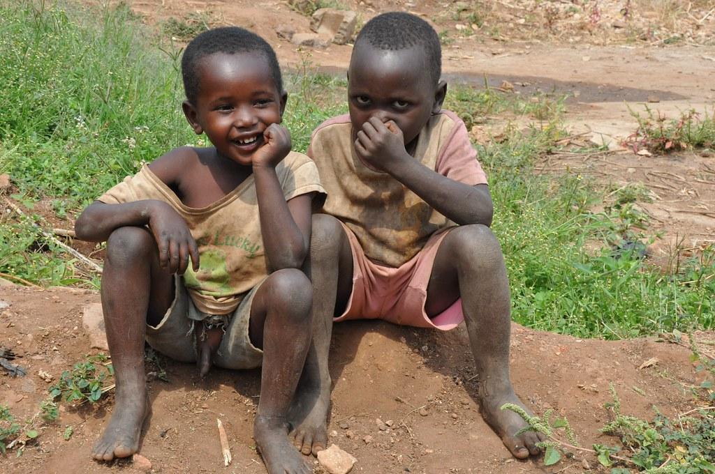 Burundi Kids Srečni afriški otroci Zayid Khalifa Flickr-7092