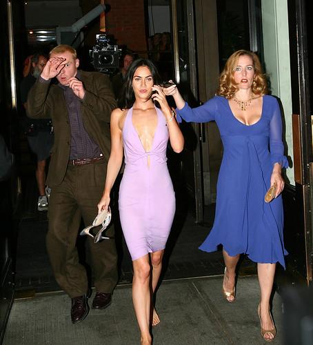 Megan Fox and Gillian ...