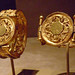 Gold Bracelets with Grapevine Motif Byzantine found in Cyprus made late 500s-600s possibly in Constantinople