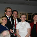 T. Michael Murray with guests at the Leadership Dinner
