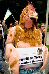 Anti-G8 Demonstrations (10) - 03Jun07, Rostock (Germany)
