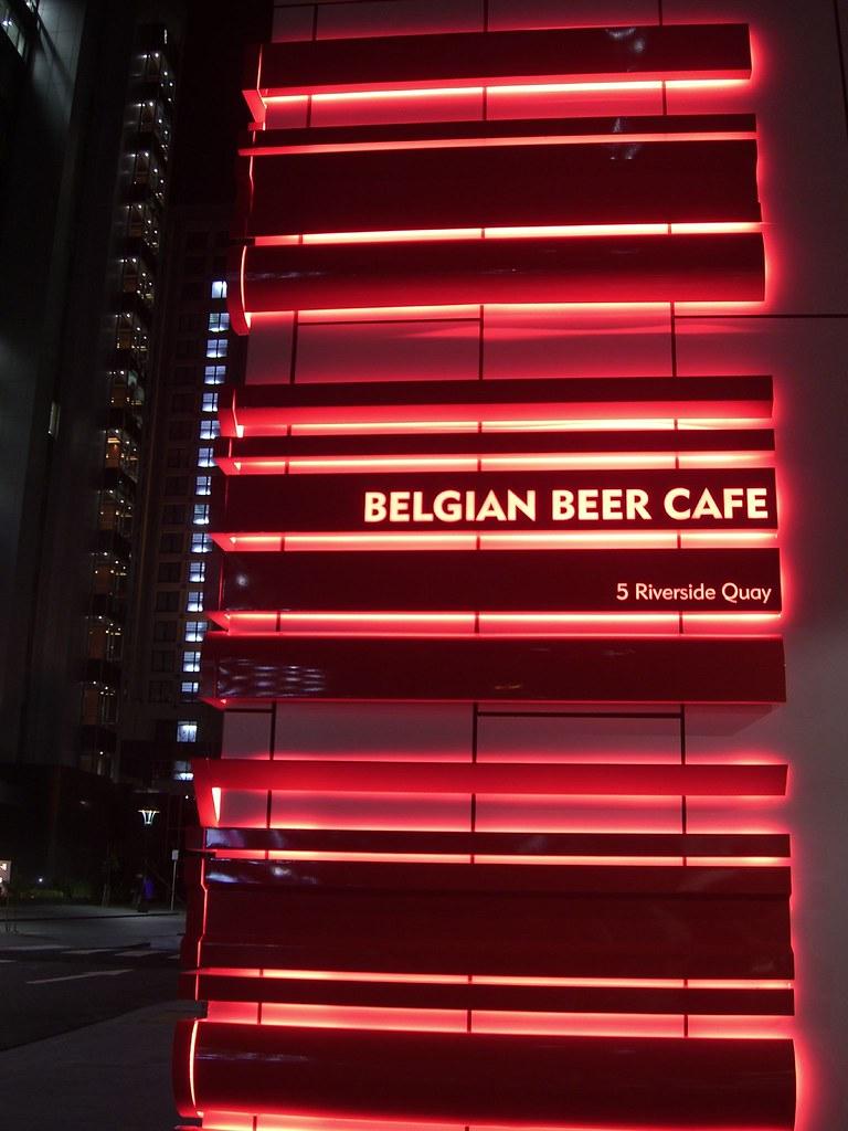 Belgian Beer Cafe Sydney York Street