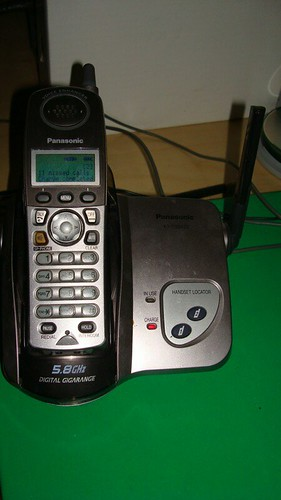 Panasonic Kx Cordless Phone Rings Once Then Stops
