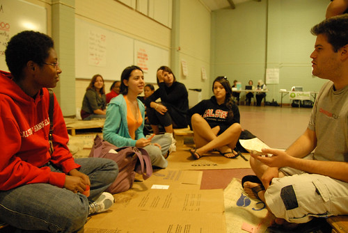 2007 Hunger Banquet | by California State University Channel Islands