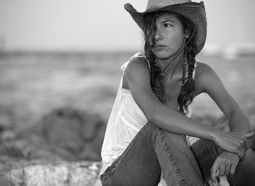 Evening cowgirl | by Sator Arepo