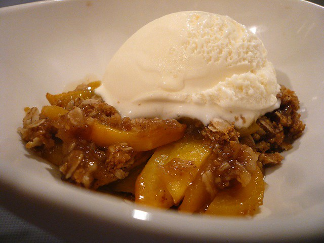 Peach Cobbler With White Cake Mix