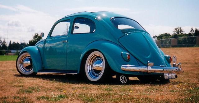 58' Volkswagen Beetle Ragtop   vwgoalie   Flickr
