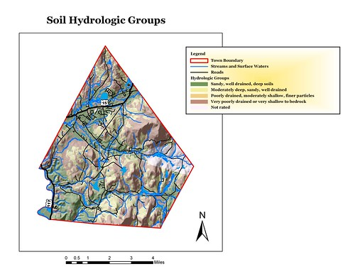 Soil Hydrologic Groups | by placeuvm