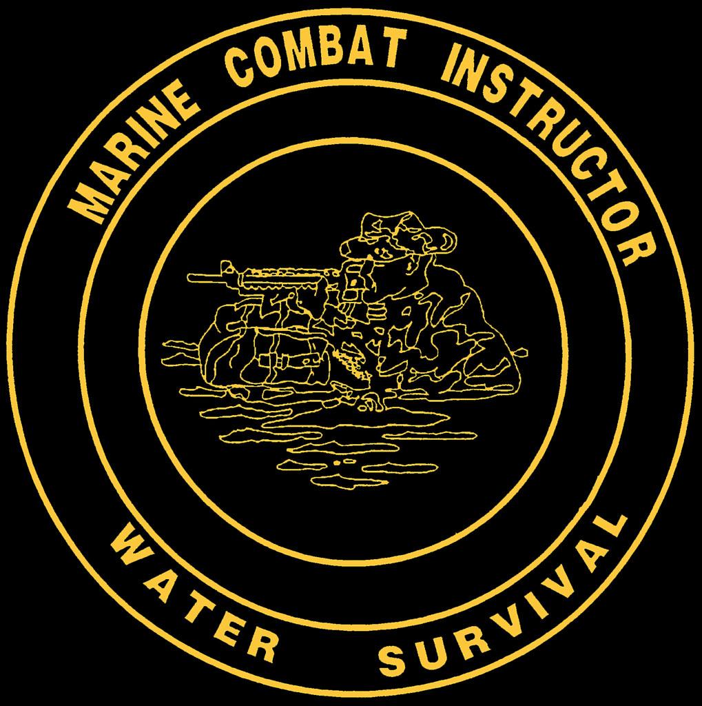 MCIWS Logo | Logo for Marine Combat Instructor of Water ...