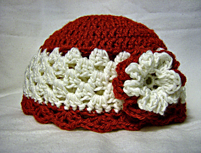 Free Crochet Pattern Link Hat : 2010-11-04-Hat Blogged here, complete with pattern link ...
