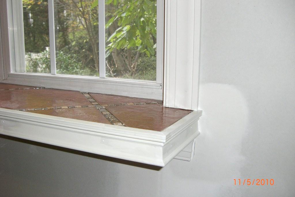 Tile Window Sill James T Nelson Flickr