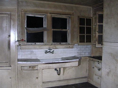 The original 1920s kitchen flickr photo sharing for Modern 1920 s kitchen