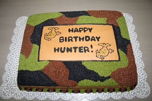 Images Of Camo Cakes