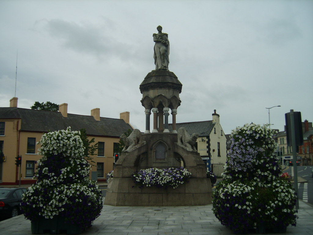 The Crozier Monument |...