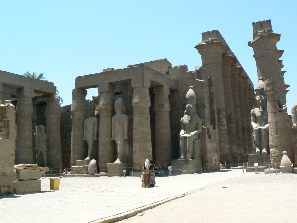 Temple of Luxor Microgaming - Mobil6000