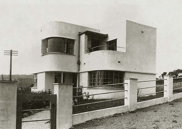 Acland house lidden road penzance 1936 this lovely for Home architecture 1930s