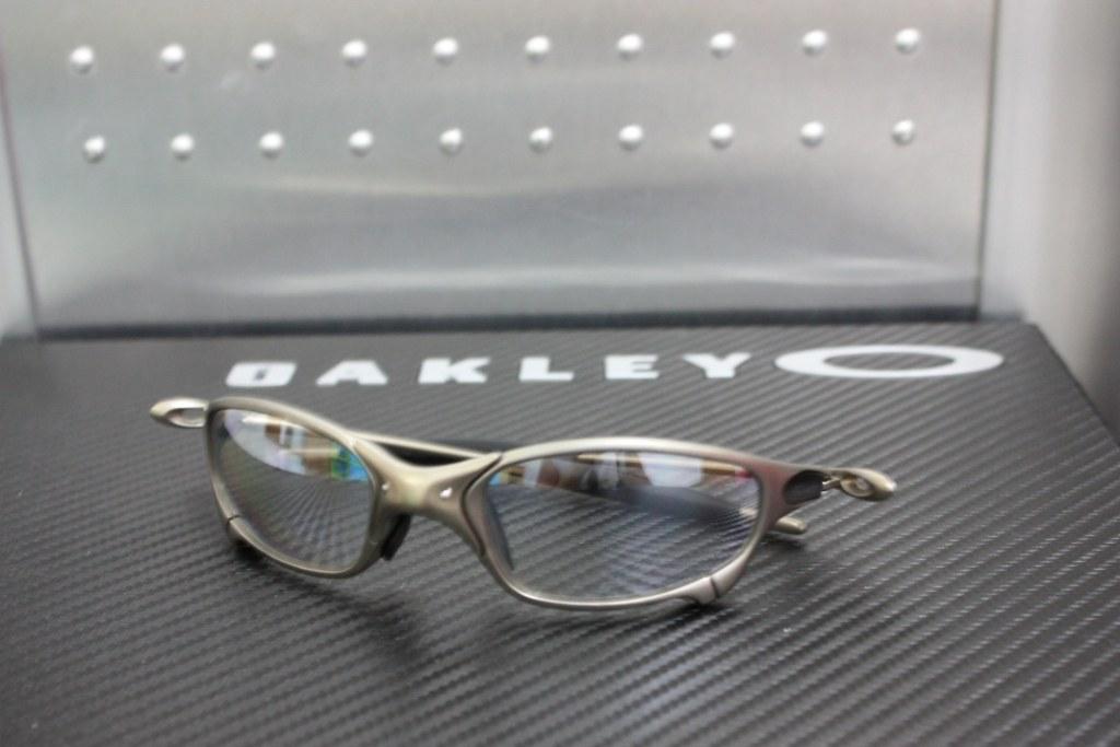 35e6e2011cd11 oakley juliet titanium clear