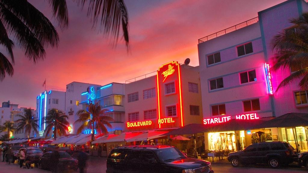 South Beach Miami Hotel Jobs