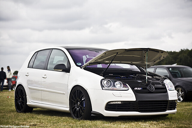 Volkswagen Golf V R32 Turbo Vw Meeting Asten