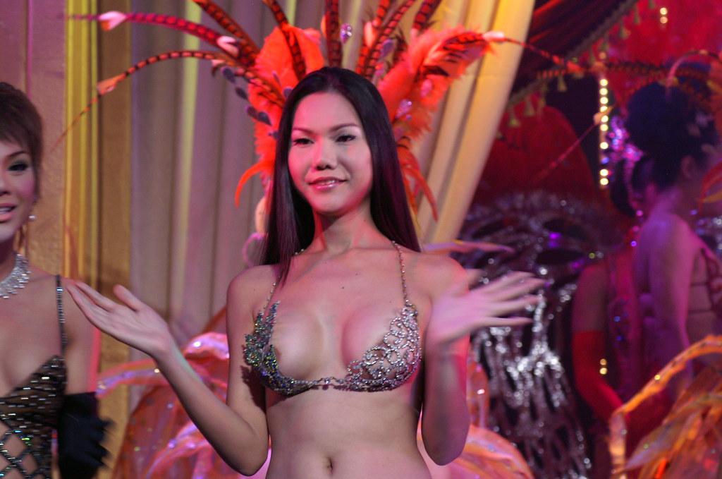 Таиландские эротические развлечения