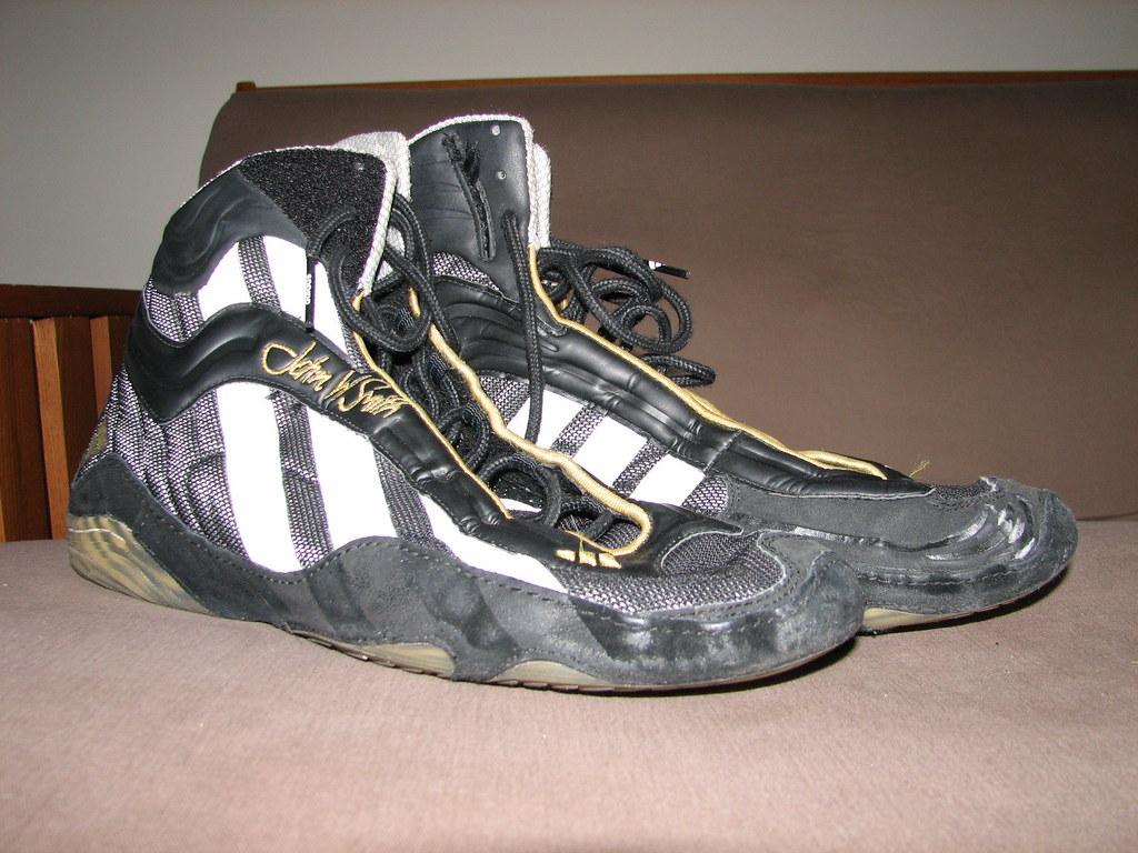 Adidas John Smith Wrestling Shoes