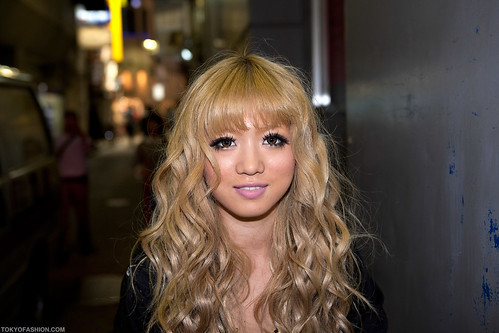 Pretty Face Amp Hair In Shibuya Flickr Photo Sharing