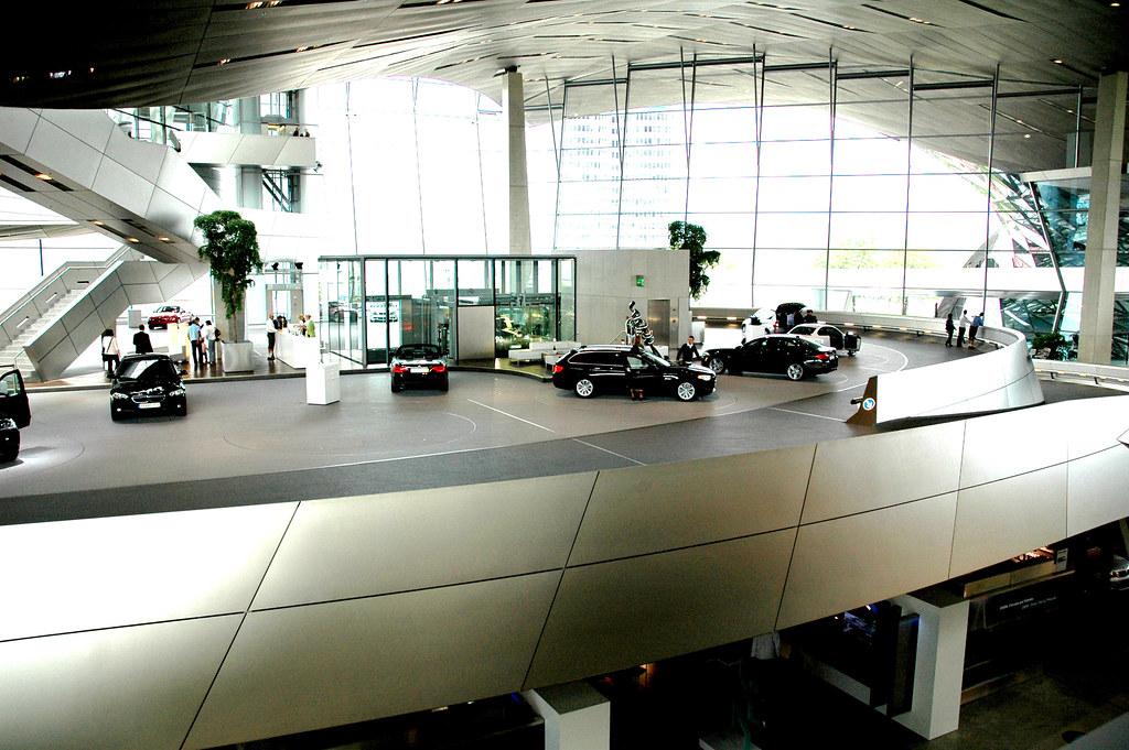 Fábrica-BMW-Munich