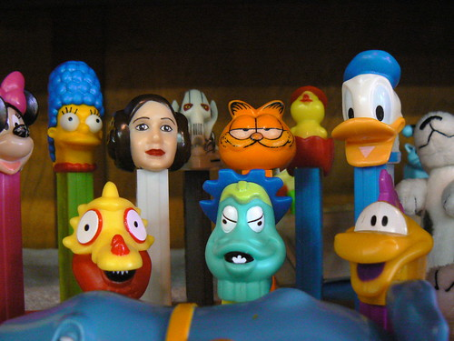PEZ collection | by Benimoto