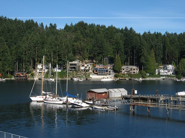 gig harbor friendliest small towns