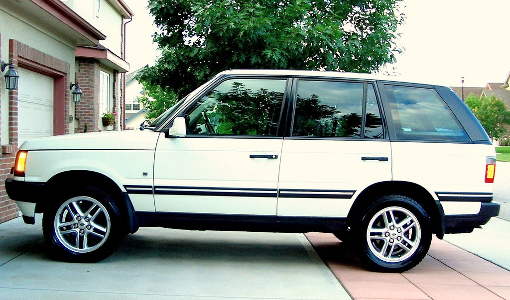 2002 range rover 4 6 hse great car lousy mpg low on. Black Bedroom Furniture Sets. Home Design Ideas
