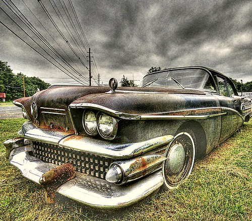 Pic Of Old Cars >> Old Buick | Flickr - Photo Sharing!