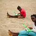 OLPCorps Kenema Sierra Leone With her XO