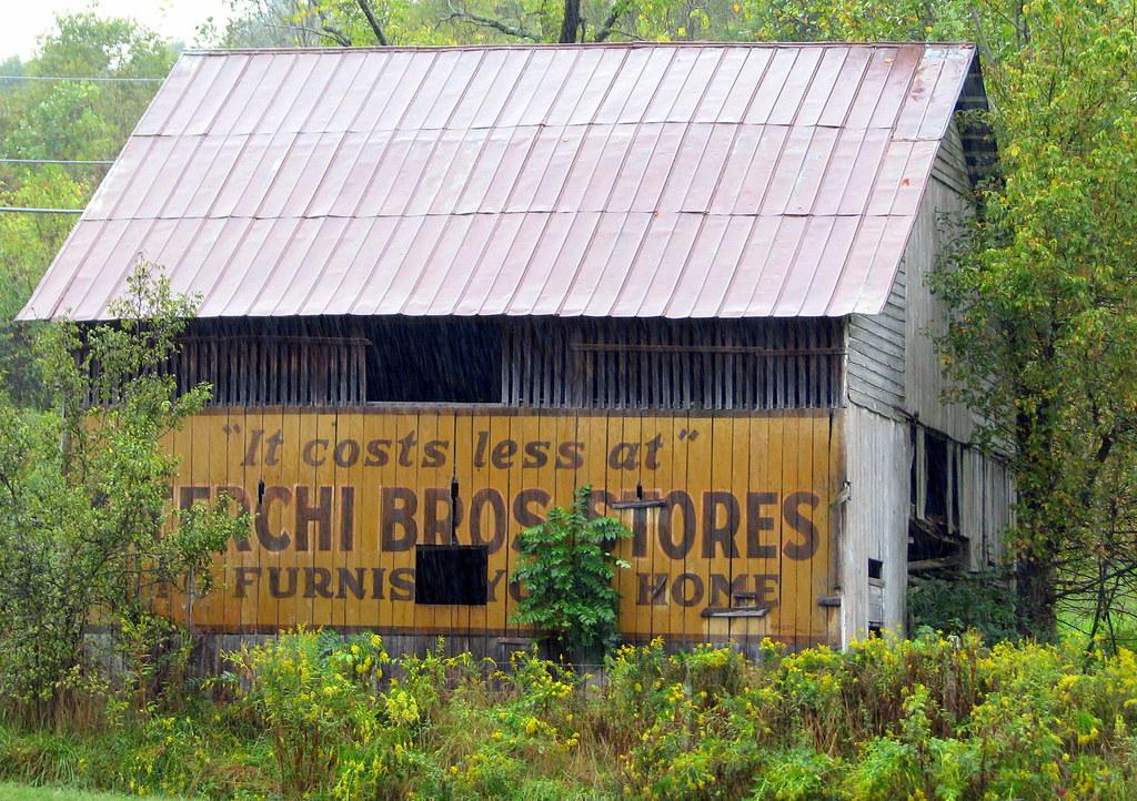 Sterchi Bros Stores Barn Quot It Costs Less At Quot Sterchi