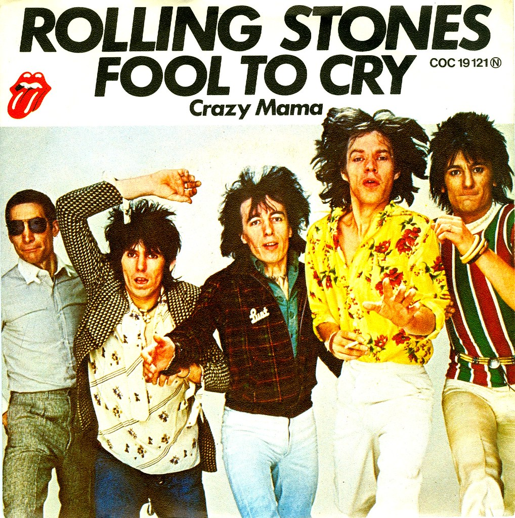 The Rolling Stones - Anybody Seen My Baby?