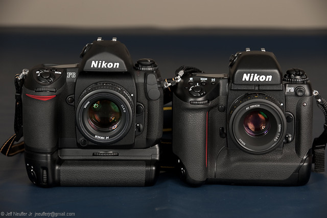Nikon F6: A camera of great substance – mkaz.com
