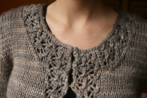 Asteria Cardigan | by the yarniad