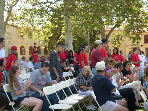 Students Attending the 2003 Bienvenidos BBQ | by California State University Channel Islands