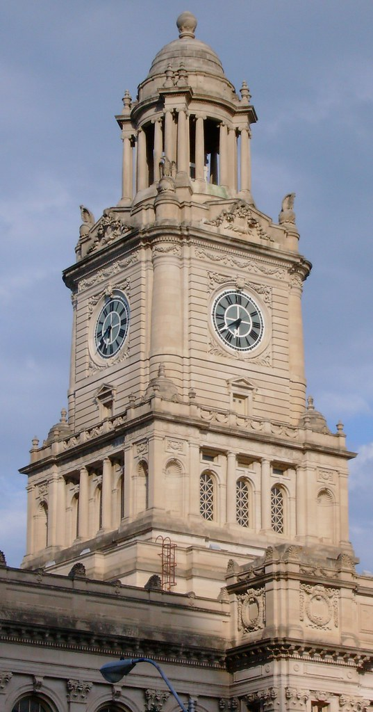 Polk County Courthouse Clock Tower Des Moines Iowa Flickr