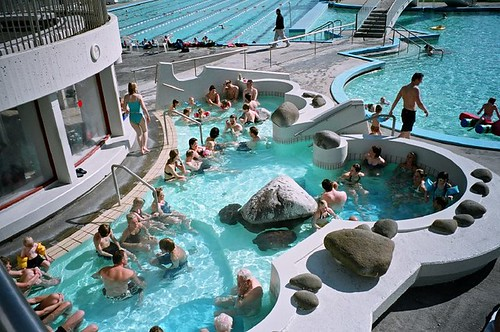 Free porn outside pool