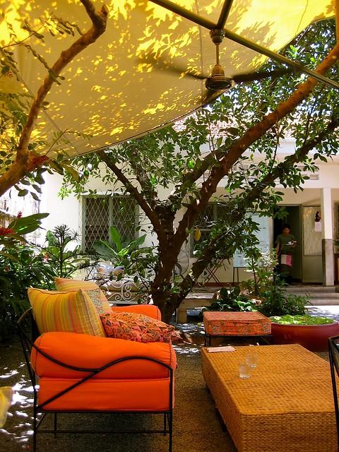 Le jardin cafe thomas wanhoff flickr for Le jardin 3d