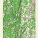 Southington Quadrangle 1955 - USGS Topographic Map 1:24,000