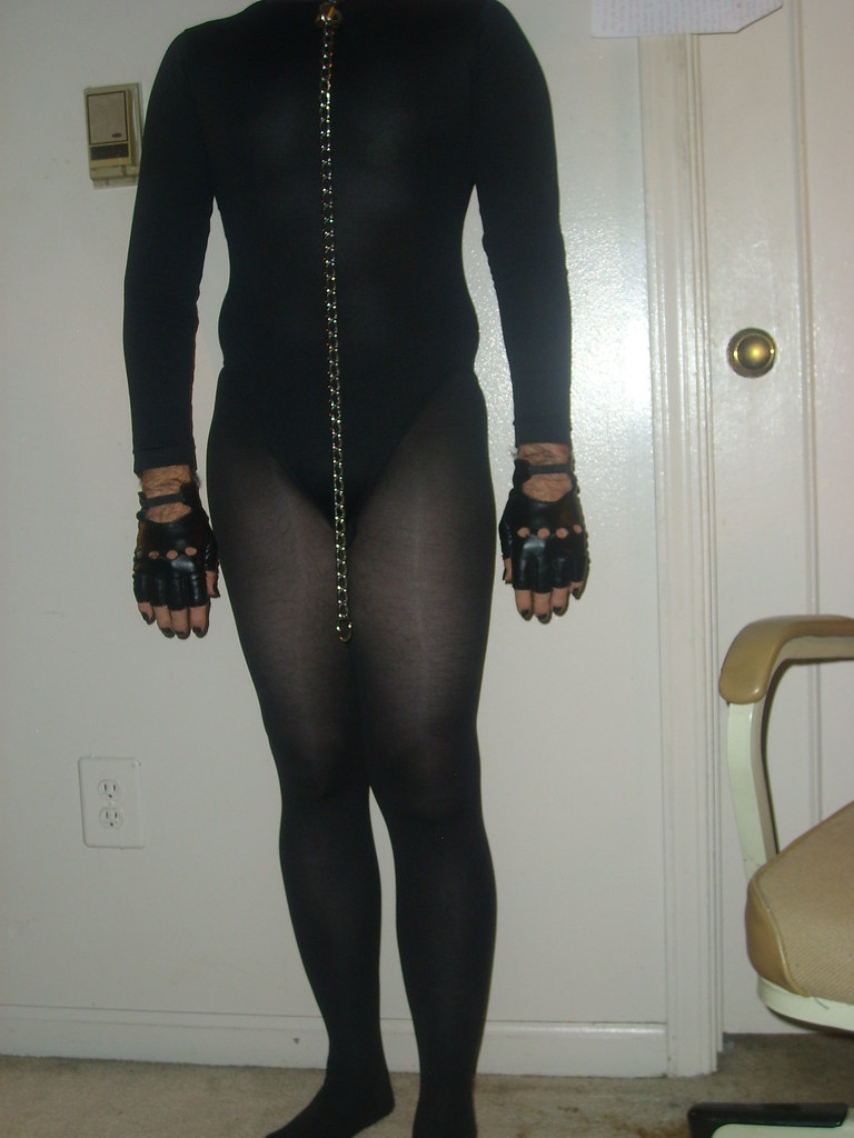 Picture 008 | In Black Leotard, with Black tights, and ...