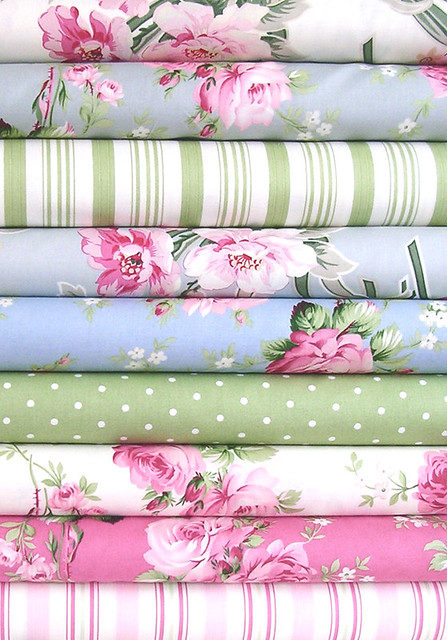 Barefoot Roses Fabric Grand Revival Designs Flickr