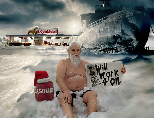 Homeless Santa | by AZRainman