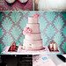 Pink Cake with Sofia Champagne-From Inspiration to Reality-Style Me Pretty-Camille Styles